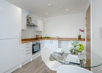 Thumbnail 2 bed flat for sale in Queens Moat House, St Edwards Way, Romford