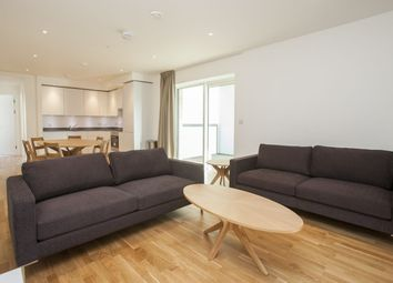 Thumbnail 3 bed flat to rent in Medals Way, Olympic Park, London