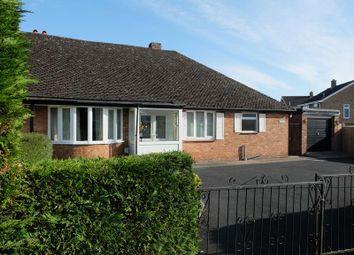 Thumbnail 3 bed semi-detached house for sale in Derwent, 9 Elmsdale Road, Ledbury, Herefordshire