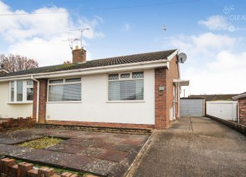 Thumbnail 2 bed semi-detached bungalow for sale in St. Mellors Road, Buckley