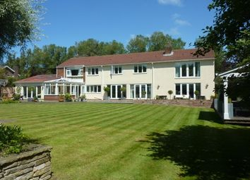 Thumbnail 4 bed detached house to rent in Croft Drive West, Caldy, Wirral