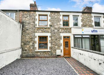 Thumbnail 3 bedroom terraced house for sale in Faringdon Road, Swindon