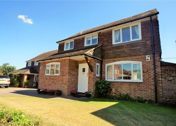 Thumbnail 4 bed detached house for sale in Monks Walk, Southfleet, Gravesend