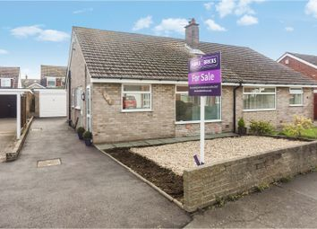 Thumbnail 2 bed semi-detached bungalow for sale in Crowland Way, Formby
