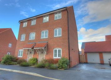 Thumbnail 4 bed semi-detached house for sale in Candleby Court, Candleby Lane, Cotgrave, Nottingham