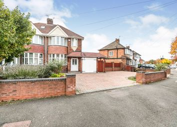 Thumbnail 3 bed semi-detached house for sale in Wellsford Avenue, Sheldon, Birmingham