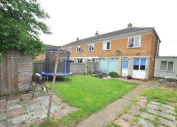 Thumbnail 3 bed terraced house for sale in Coneygear Road, Hartford, Huntingdon, Cambridgeshire