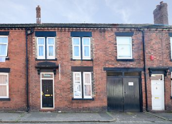 Thumbnail 3 bed terraced house for sale in Newcastle Street, Silverdale, Newcastle-Under-Lyme