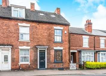 Thumbnail 3 bed town house for sale in Queen Street, Lichfield