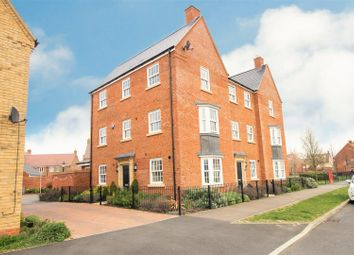 Thumbnail 4 bed end terrace house for sale in Wilkinson Road, Kempston, Bedford