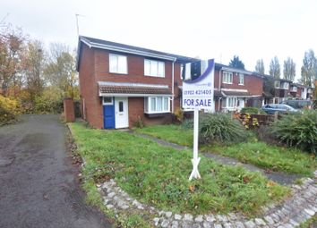 Thumbnail 3 bed property for sale in Holbury Close, Wolverhampton