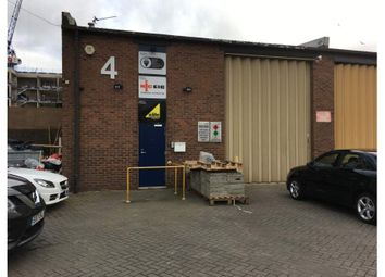 Thumbnail Industrial to let in Unit 4 Victoria Park Industrial Estate, London