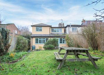 Thumbnail 3 bedroom semi-detached house for sale in High Street, Girton, Cambridge
