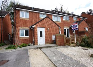 Thumbnail 3 bed semi-detached house for sale in Wheelers Rise, Wheelers Walk, Stroud