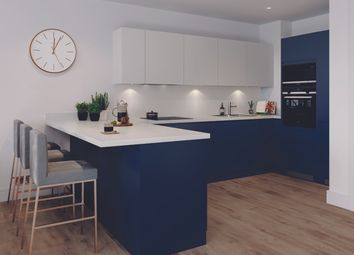 Thumbnail 2 bedroom flat for sale in Courtyard Gardens, Oxted, Surrey