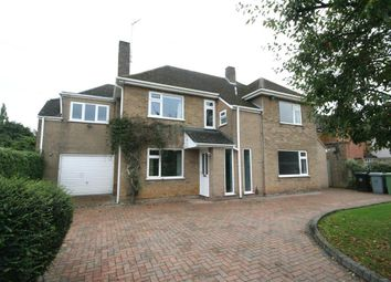 Thumbnail 4 bed detached house to rent in Exeter Gardens, Stamford