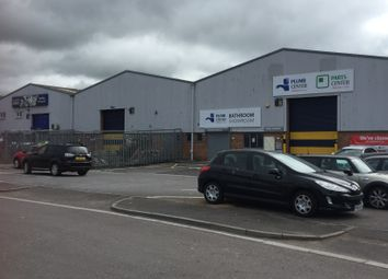 Thumbnail Warehouse to let in Barhams Close, Bridgwater