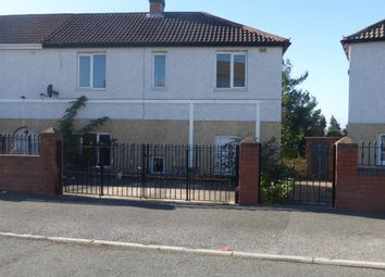 Thumbnail 3 bed end terrace house for sale in Hanover Street, Thurnscoe, Rotherham