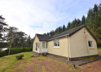 Thumbnail 3 bed detached house to rent in Kype Dam Lodge, Strathaven, South Lanarkshire