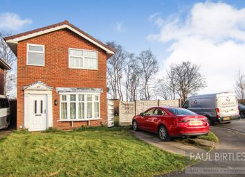 Thumbnail 3 bed link-detached house for sale in Dunster Drive, Flixton, Trafford