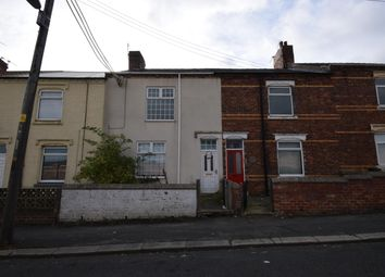 Thumbnail 2 bed terraced house for sale in South Terrace, Horden, County Durham