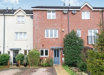Thumbnail 4 bed town house for sale in Skippetts Gardens, Basingstoke