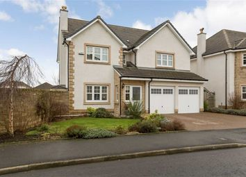 Thumbnail 4 bed detached house for sale in 8, Shearwater Crescent, Dunfermline, Fife