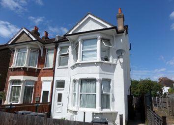 Thumbnail 2 bed flat to rent in Godson Road, Croydon