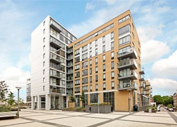 Thumbnail 1 bed flat for sale in Jubilee Court, 20 Victoria Parade, London