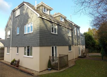 Thumbnail 2 bed flat for sale in Meadowside Road, Falmouth