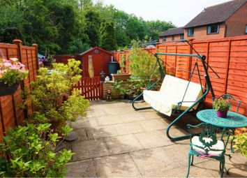 Thumbnail 2 bed terraced house for sale in Sandpiper Bridge, Swindon