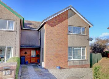 Thumbnail 3 bed link-detached house for sale in Babbington Gardens, Dumfries