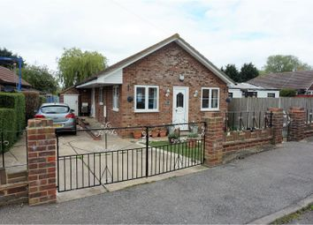 Thumbnail 2 bed detached bungalow for sale in Warden View Gardens, Leysdown-On-Sea