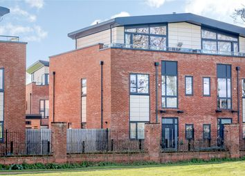 Thumbnail 5 bedroom semi-detached house for sale in Teeton Mill Place, Newbury, Berkshire