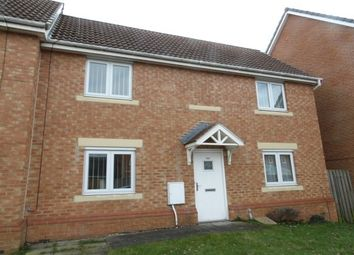 Thumbnail 3 bed end terrace house to rent in Maddren Way, Middlesbrough