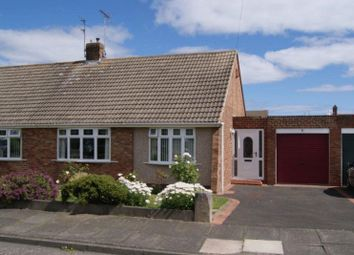 Thumbnail 2 bed semi-detached bungalow for sale in Lynndale Avenue, Blyth
