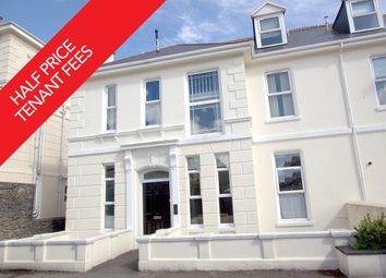 Thumbnail 2 bedroom flat to rent in Wilderness Road, Mannamead, Plymouth