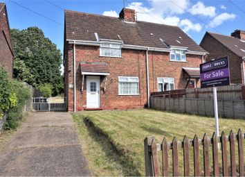 Thumbnail 2 bed semi-detached house for sale in Fairway, Waltham