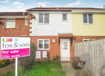 Thumbnail 2 bed terraced house for sale in Sanderling Close, Weymouth