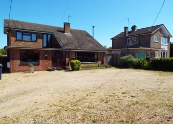 Thumbnail 3 bed detached house for sale in Watton, Norfolk