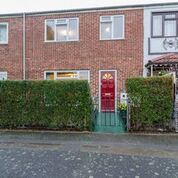 Thumbnail 3 bed terraced house for sale in Welsh Close, London