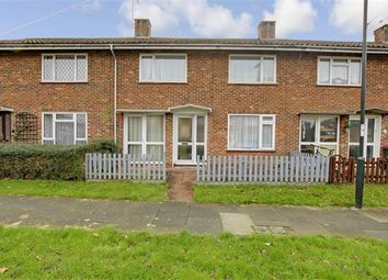 Thumbnail 3 bed terraced house for sale in Willow Close, Northgate, Crawley