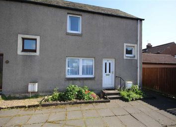 Thumbnail 2 bed end terrace house for sale in 30, Roselea Gardens, Ladybank, Fife
