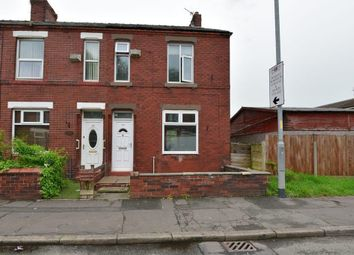 Thumbnail 3 bed end terrace house for sale in Abbey Hey Lane, Gorton, Manchester, Greater Manchester