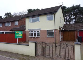 Thumbnail 4 bed semi-detached house for sale in Pine Grove, St. Brides Wentlooge, Newport