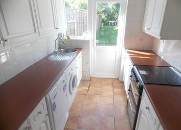 Thumbnail 3 bed terraced house to rent in Martley Drive, Ilford