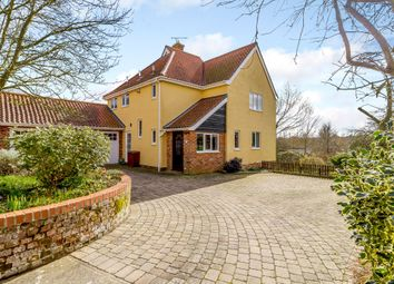 Thumbnail 5 bed link-detached house for sale in St. Peters, Monks Eleigh, Ipswich