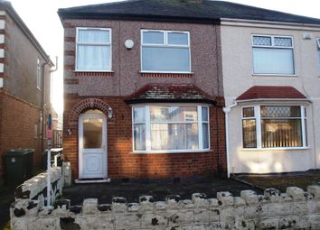 Thumbnail 3 bed semi-detached house to rent in Oldham Avenue, Wyken, Coventry