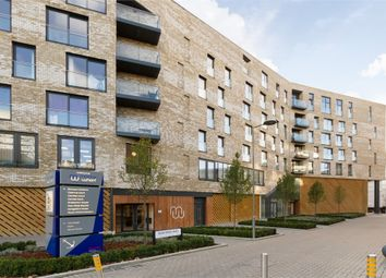 Thumbnail 2 bed flat to rent in Cadmus Court, Plough Way, London