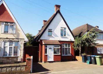 Thumbnail 3 bed detached house for sale in Park Road, Alperton / Wembley